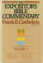 The Expositor's Bible Commentary, Vol. ...