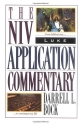 The NIV Application Commentary: Luke