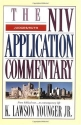 Judges, Ruth (The NIV Application Comme...