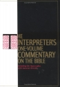 The Interpreter's One-Volume Commentary on the Bible
