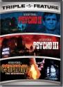 Psycho II / Psycho III / Psycho IV - The Beginning