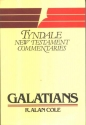 The Epistle of Paul to the Galatians: An Introduction and Commentary (Tyndale New Testament Commentaries)