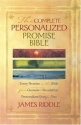 The Complete Personalized Promise Bible: Every Promise in the Bible from Genesis to Revelation, Written Just for You (Personalized Promise Bible) ... Promise Bible) (Personalized Promise Bible)