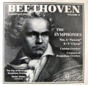 Beethoven: The Complete Symphonies Volume II
