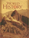 World History with Student Activities: Grade 10 (Books A & B, 2 Vol. Set)